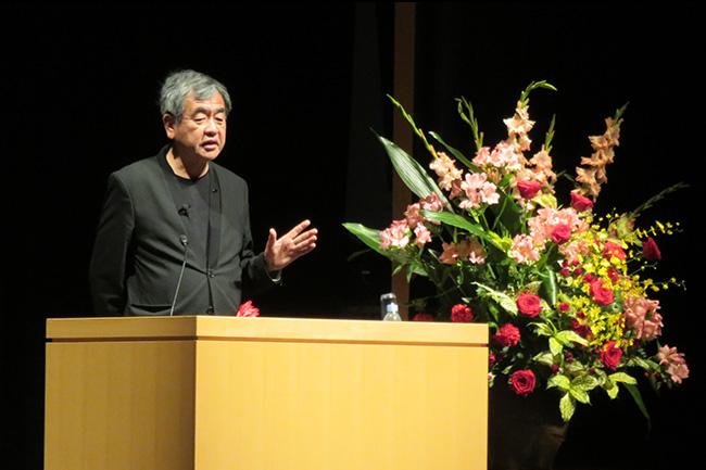 隈研吾先生基調講演